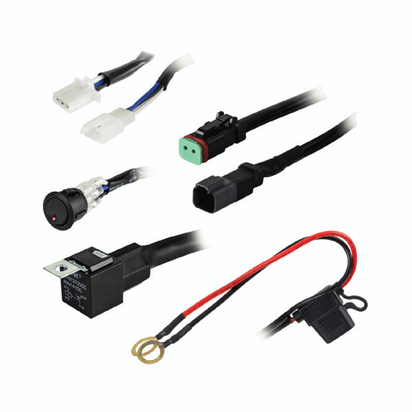 "22"" or Smaller LED Light Wiring Kit"
