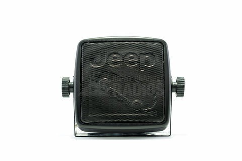 Jeep CB External Speaker Front