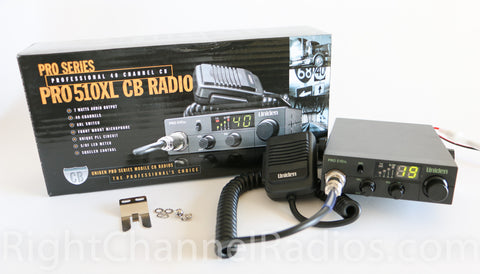 Uniden 510 CB Radio Included Parts