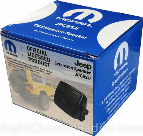 Official Jeep CB Speaker