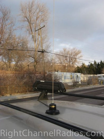 Wilson Little Wil CB Antenna on Car Roof