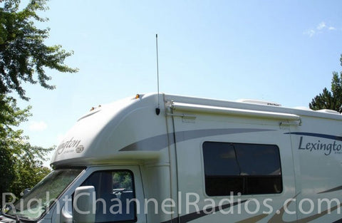 Firestik NGP CB Antenna Side Mount Kit Motorhome