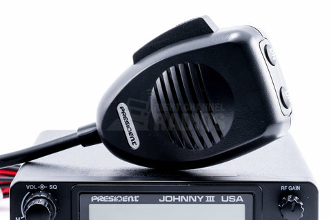 President Johnny III 6-pin CB Microphone