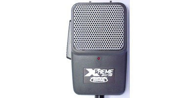 RF Limited 2018XTR CB Microphone with Multiple Effects Front View