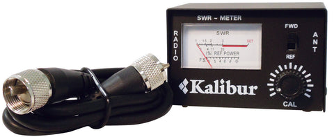 SWR Meter with Jumper Cable