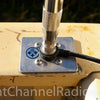 Firestik Stake Hole Antenna Mount Close-Up Installation