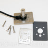 Firestik Stake Hole Antenna Mount - Hardware and FireRing Cable (Cable Not Included)