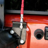 Teraflex JK Jeep CB Antenna Mount Coax Cable Routing
