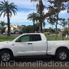 Toyota Tundra with 2007+ Antenna Mount and Firestik Antenna