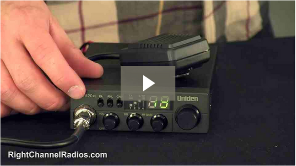 Dodge Ram CB Radio Kit - Video