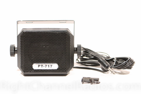 WeatherProof External Speaker - All Included Parts