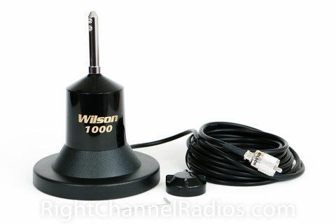Wilson 1000 CB antenna all included parts