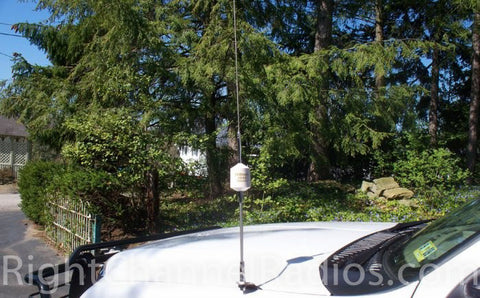 Wilson 2000 CB Antenna Installed