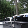 Wilson 5000 Trucker Installed on Pickup Tool Box - Side View