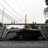 Dual Wilson FGT Antennas Installed on a Truck