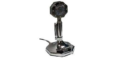 Workman Base CB Microphone Front View