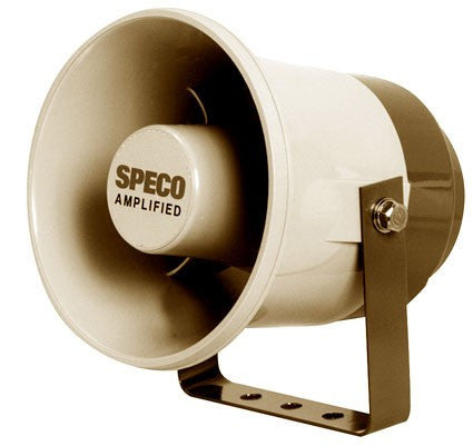 Amplified 20-Watt PA Horn