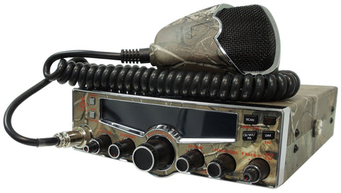 Cobra 29 LX Camo CB Radio with Microphone
