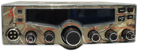 Cobra 29 LX Camo CB Radio Face