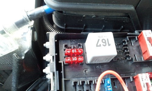 fuse tap for cb installation right channel radios rh rightchannelradios com 2011 kenworth t700 fuse box diagram 2012 kenworth t700 fuse box location