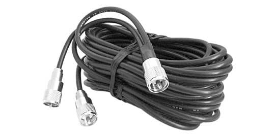 Rg 59 Cb Coax Cable Amphenol Ends Right Channel Radios