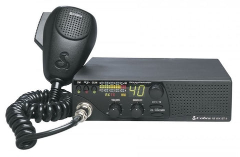 Cobra 18 Complete RV CB Package | Right Channel Radios
