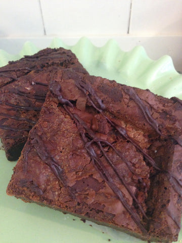 Dark Chocolate Brownie