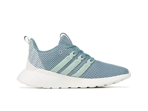 Adidas Questar Flow + Crystals - Blue Mint 8c5f7f809b7c
