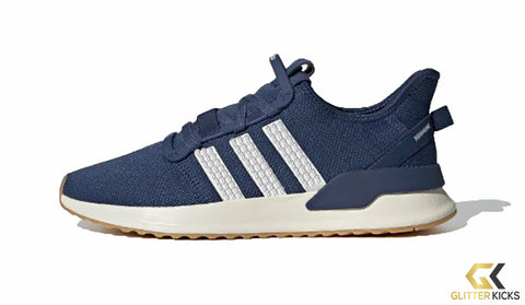 Adidas U_Path Run Shoes - Tech Indigo/ Off White/ Gum