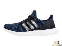Adidas Ultraboost Parley + Crystals - Tech Ink/Carbon/Blue Spirit