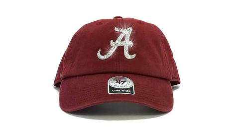 NCAA '47 Brand Adjustable Cap + Crystals