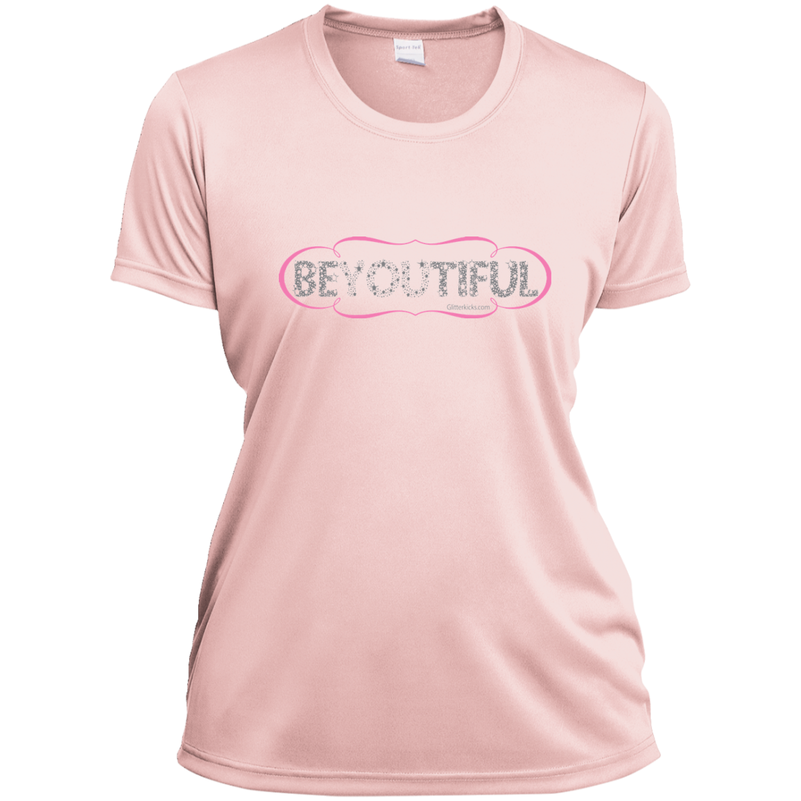 BEYOUTIFUL - 1790 Augusta Ladies' Wicking T-Shirt