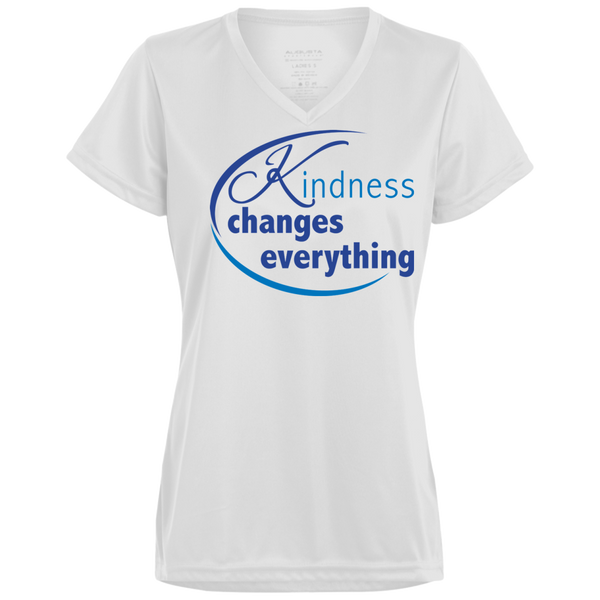 Kindness - 1790 Augusta Ladies' Wicking T-Shirt