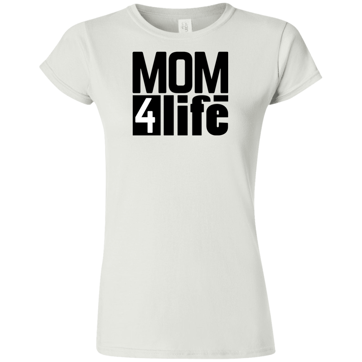 MOM4LIFE - G640L Gildan Softstyle Ladies' T-Shirt