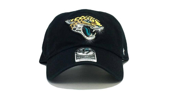 SALE - Jacksonville Jaguars '47 Brand Adjustable Cap + Crystals