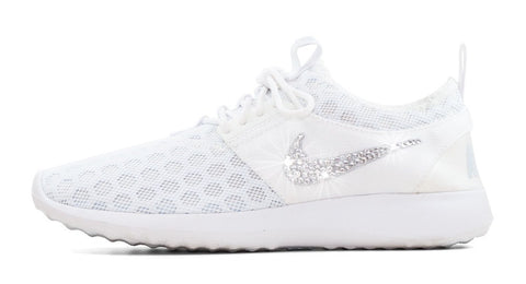 Nike Juvenate - Crystallized Swarovski Swoosh - Glitter Kicks