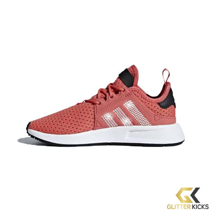 Kids  Adidas X PLR + Crystals - Trace Scarlet 1731bc589493