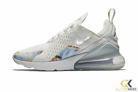 Nike Air Max 270 Premium + Crystals - Light Arctic Pink 61a6f45199df