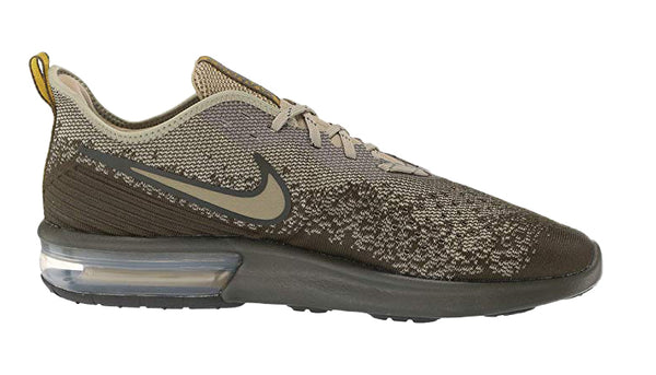 Nike Air Max Sequent 4 + Crystals - Neutral Olive