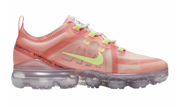 best cheap 4e864 c1337 Nike Air VaporMax 2019 + Crystals - Pink Tint/Barely Volt/Lt Cream/Summit  White | Easter Pack