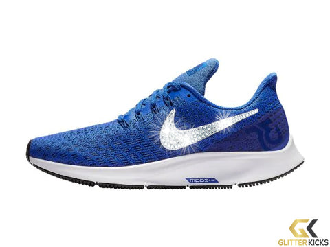 Nike Air Zoom Pegasus 35 + Crystals - Game Royal