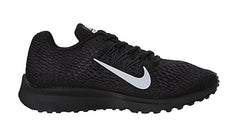 Nike Air Zoom Winflo 5 + Crystals - Black/White