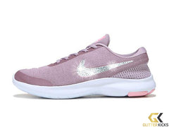 Nike Flex Experience RN 7 + Crystals - Rose