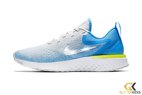 Nike Odyssey React  + Crystals - Blue Hero