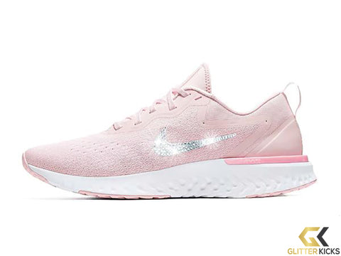 Nike Odyssey React  + Crystals - Arctic Pink