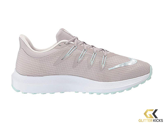 Womens Nike Quest + Crystals - Moon Paricle/Teal Tint/Pale Ivory/White