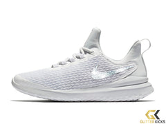 Nike Renew Rival + Crystals - White