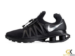 Nike Shox Gravity + Crystals - Triple Black