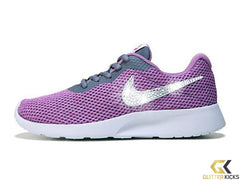 CLEARANCE - Nike Tanjun + Crystals - Light Carbon - Size 9