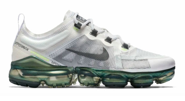 Women's Nike Air VaporMax 2019 + Crystals - White